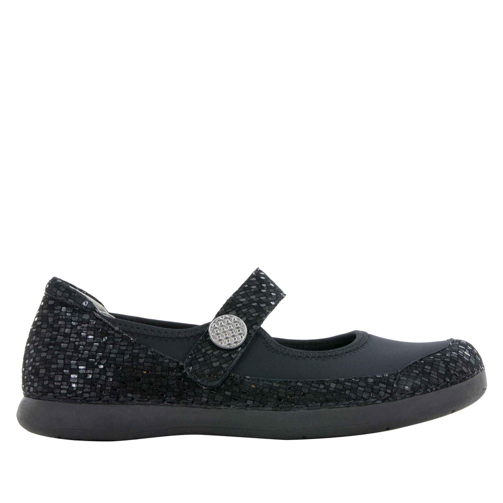 Gem Tile Me More Black Shoe (248683659290)