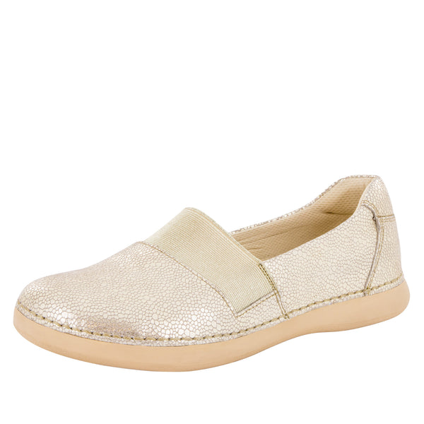 Glee It's Glitz Flat - Alegria Shoes - 1