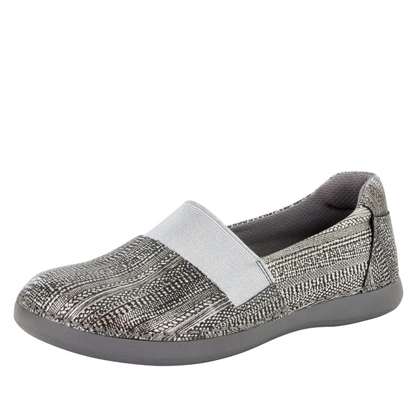 Glee Chain Mail Flat - Alegria Shoes - 1