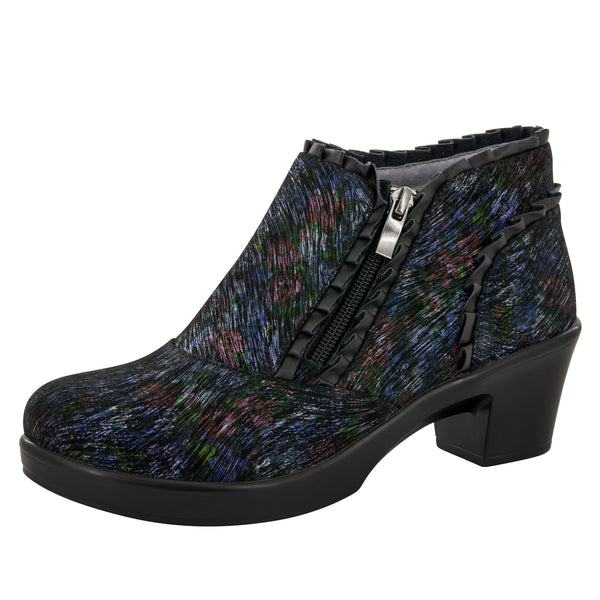 Hannah Raked Garden Boot - Alegria Shoes - 1