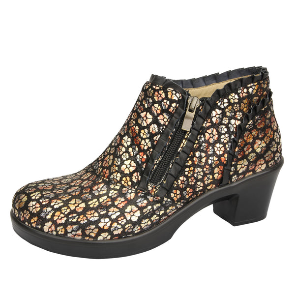Hannah Autumn Poppy Boot - Alegria Shoes