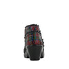 Hannah Tartan Boot - Alegria Shoes - 3