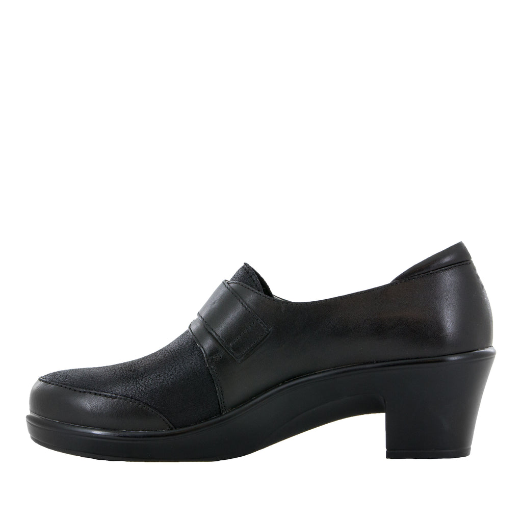 Holli Black Burnish Shoe (517078122550)