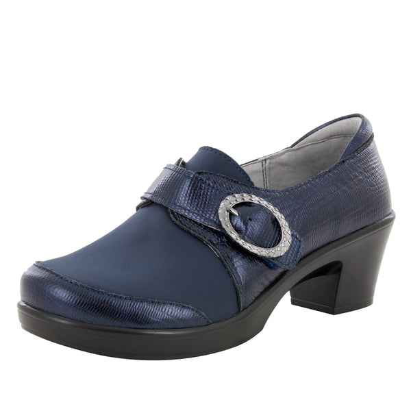 Holli Spiffy Navy Shoe