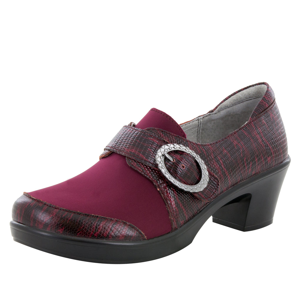 Holli Spiffy Merlot Shoe