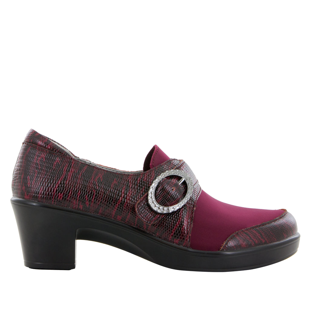 Holli Spiffy Merlot Shoe (10455302477)