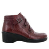 Indi Oxblood Bloom Boot - Alegria Shoes - 2