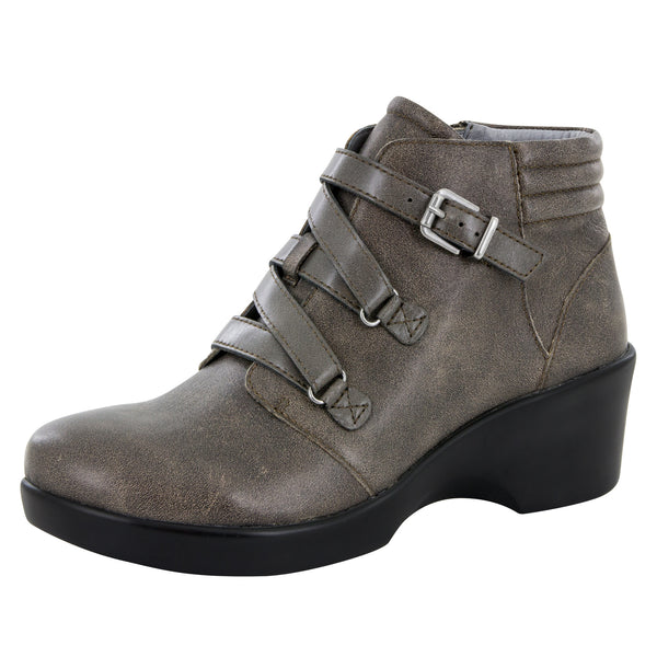 Indi Drifted Boot - Alegria Shoes - 1