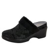 Isabelle Black Beauty Shoe - Alegria Shoes - 1