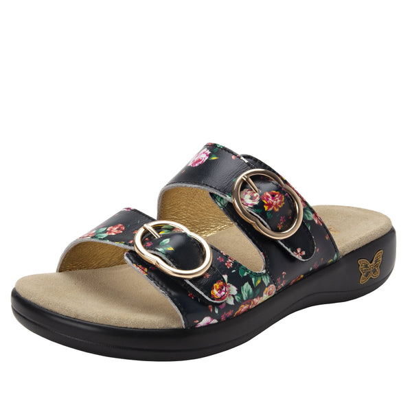 Jade Corsage sandal on pro casual outsole - JAD-875_S1