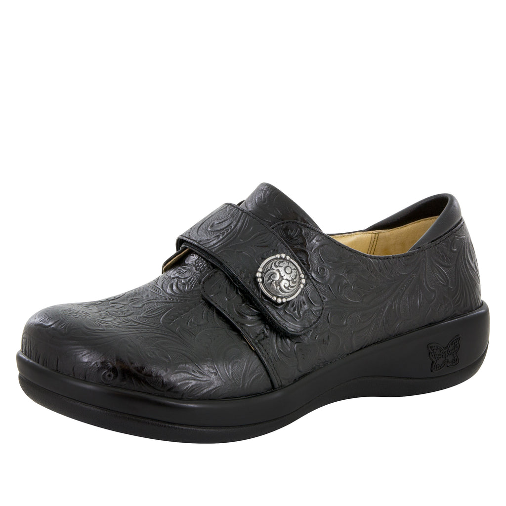Joleen Tar Tooled Professional Shoe - Alegria Shoes - 1 (6051024833)