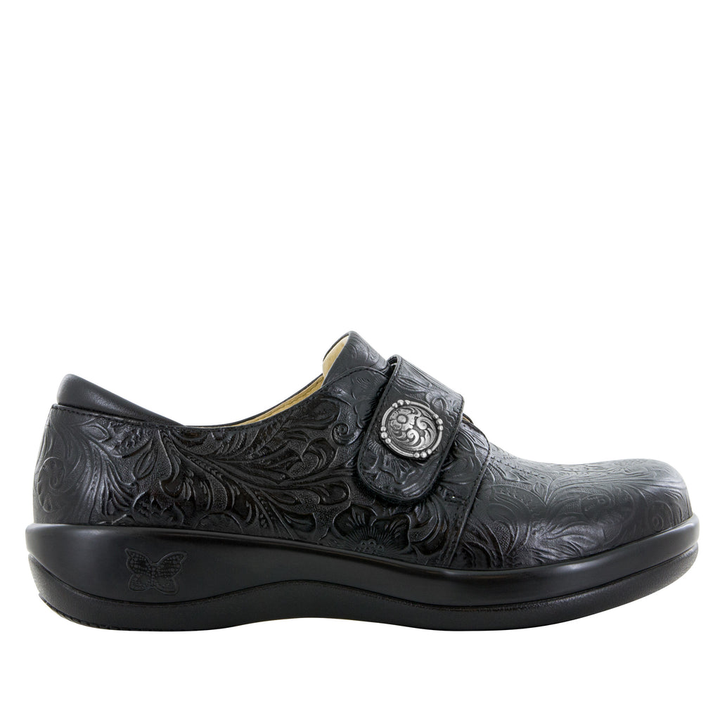 Joleen Tar Tooled Professional Shoe - Alegria Shoes - 3