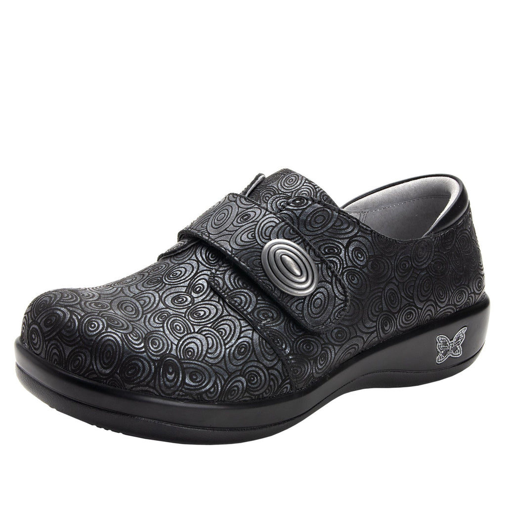 Joleen Elliptic professional shoe with adjustable strap closure on the career casual outsole - JOL-480_S1