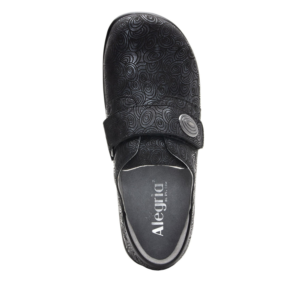 Joleen Elliptic professional shoe with adjustable strap closure on the career casual outsole - JOL-480_S4