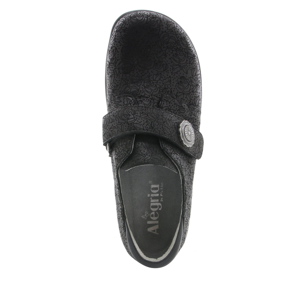 Joleen professional shoe with adjustable strap closure on the career casual outsole - JOL-495_S4