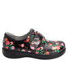 Joleen Blossom professional shoe with adjustable strap closure on the career casual outsole - JOL-911_S2