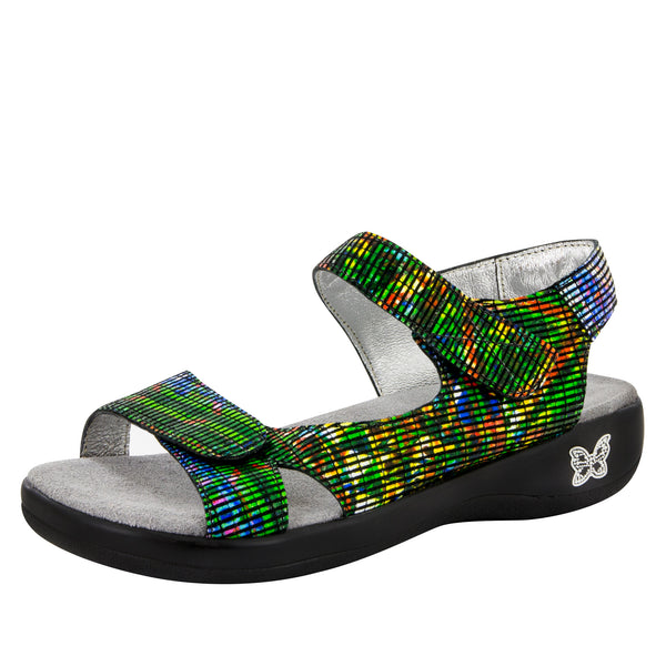 Joy Prime Time Rave Sandal - Alegria Shoes - 1