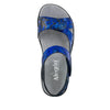 Joy Blue Persuasion Sandal - Alegria Shoes - 4