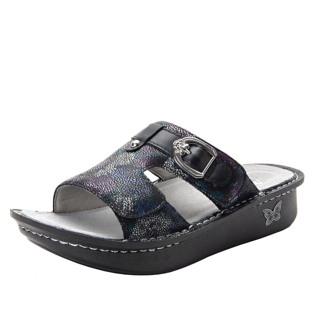 Kasha Spring Formal gladiator style sandal on classic rocker outsole- KAS-186_S1
