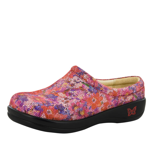 Kayla Flora Fiesta Professional Shoe - Alegria Shoes - 1