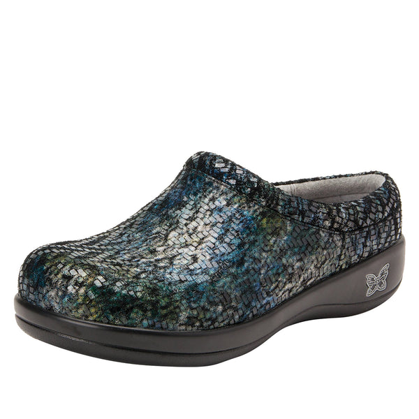 Kayla Professional Meteorite Clog, with stain-resistant upper - KAY-183_S1
