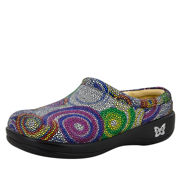 Kayla Bullseye Professional Shoe - Alegria Shoes