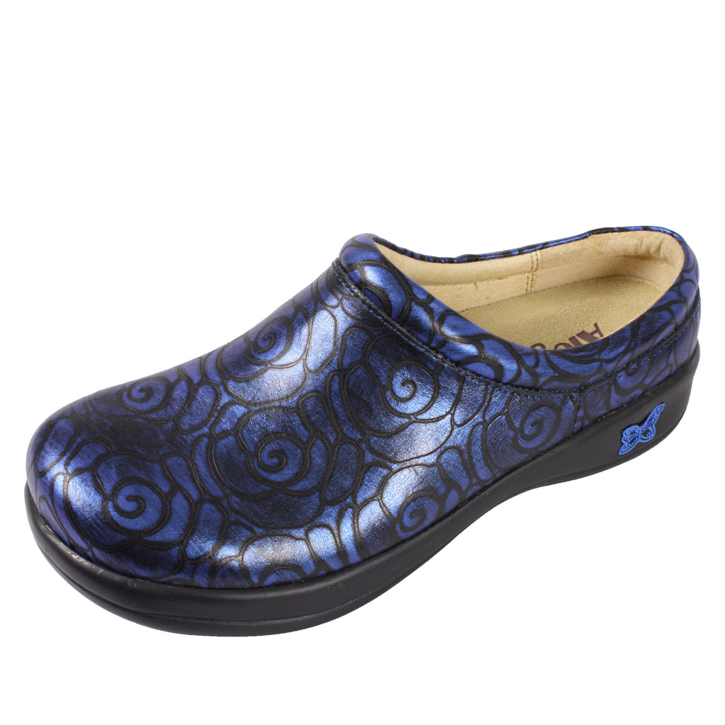 Kayla Blue Valentine Professional Shoe - Alegria Shoes