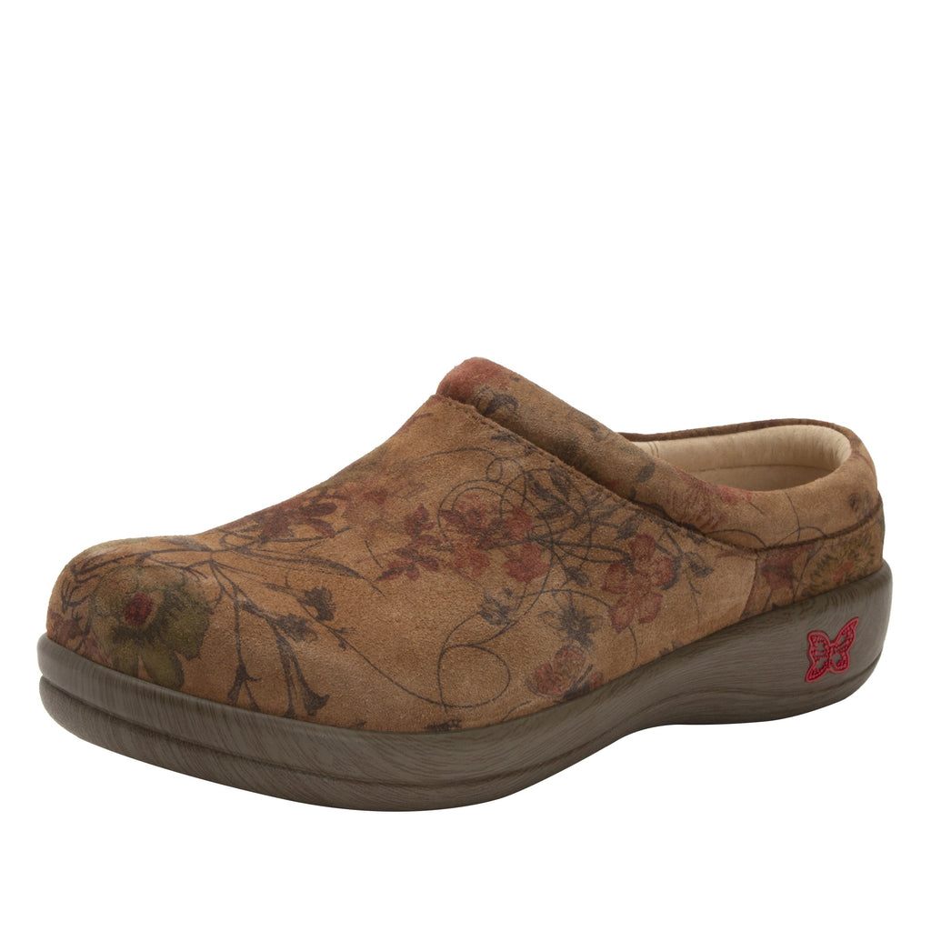 Kayla Woodland Wonders Professional Clog, with stain-resistant upper - KAY-7706_S1
