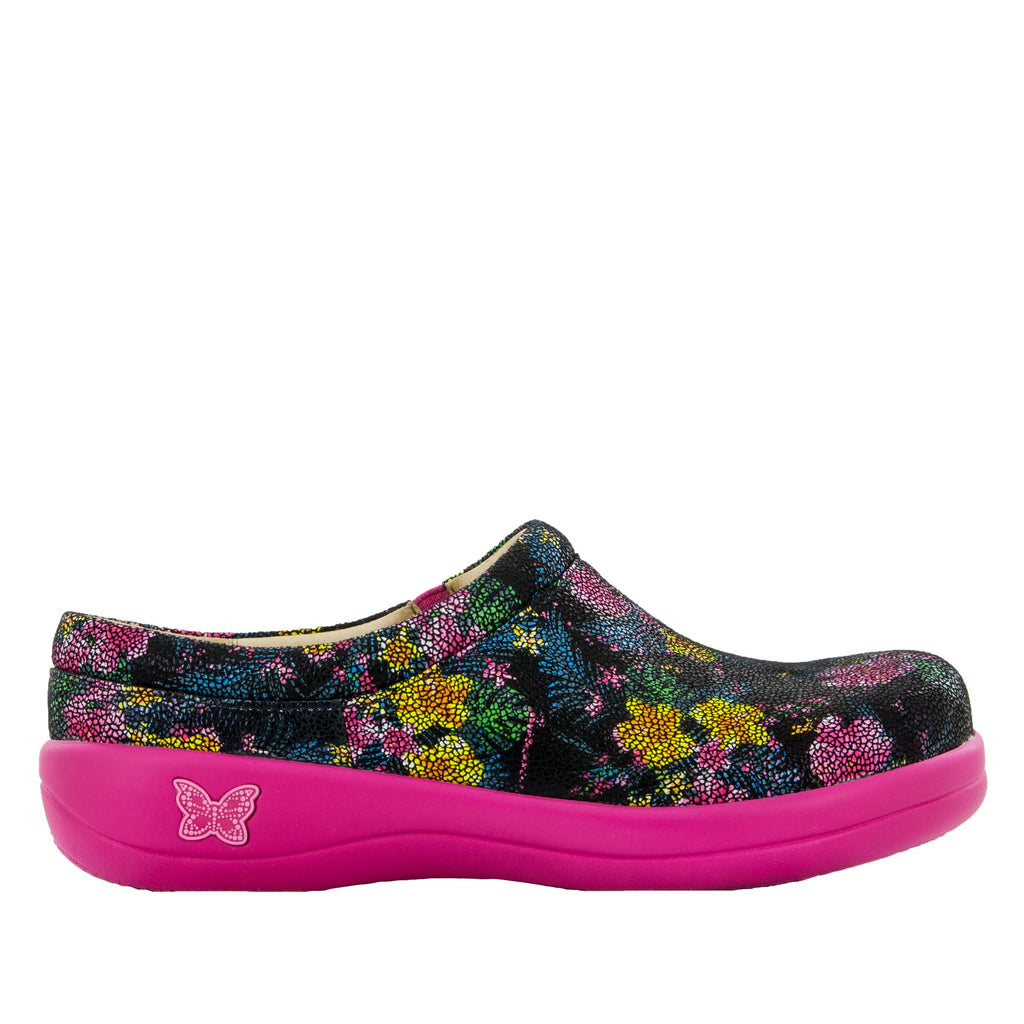 Kayla Professional Lei Clog, with stain-resistant upper - KAY-884_S2 (730865926198)