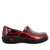 Keli Garnet Snake Professional Shoe - Alegria Shoes - 2