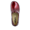 Keli Garnet Snake Professional Shoe - Alegria Shoes - 4