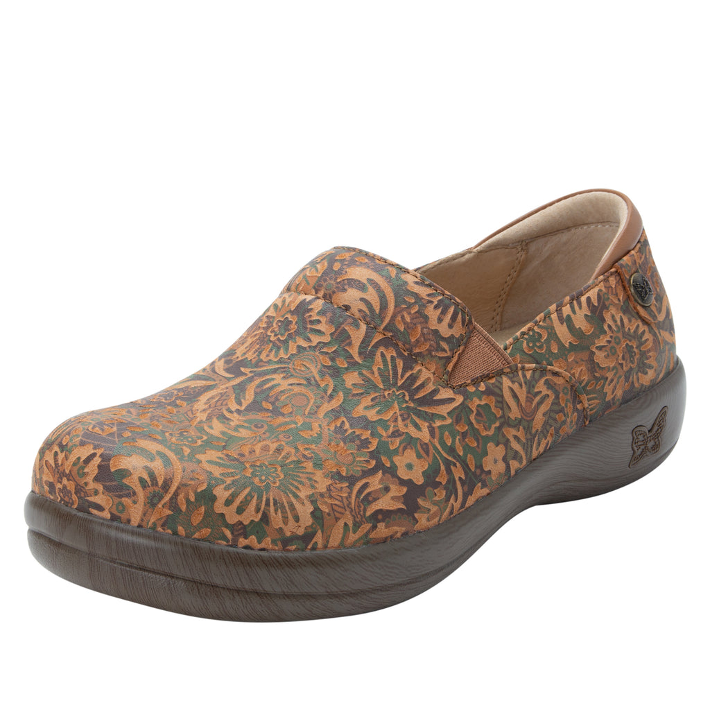 Keli Country Road slip on style shoe with career comfort outsole - KEL-166_S1 (2038672162870)
