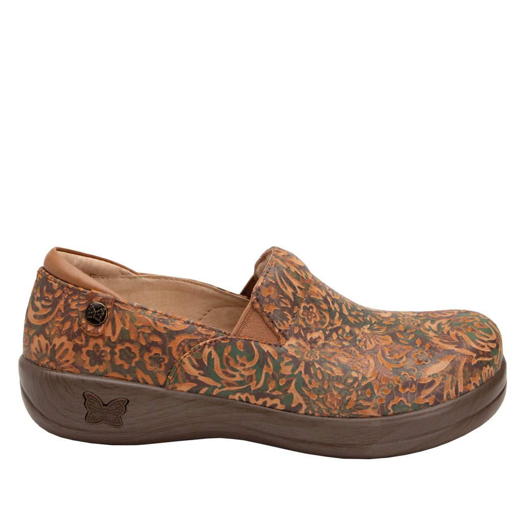 Keli Country Road slip on style shoe with career comfort outsole - KEL-166_S2