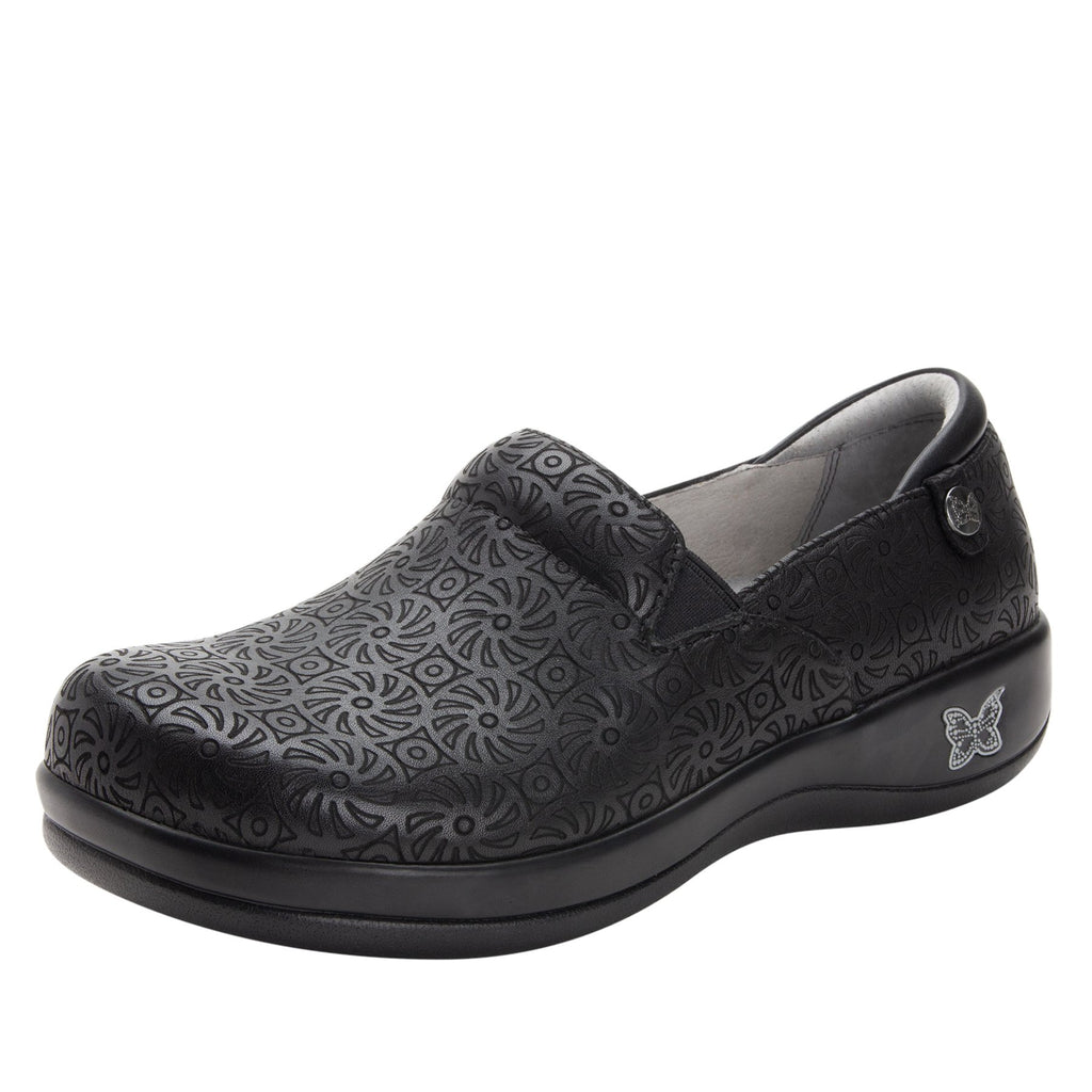 Keli Big Wheel slip on style shoe with career casual outsole - KEL-195_S1