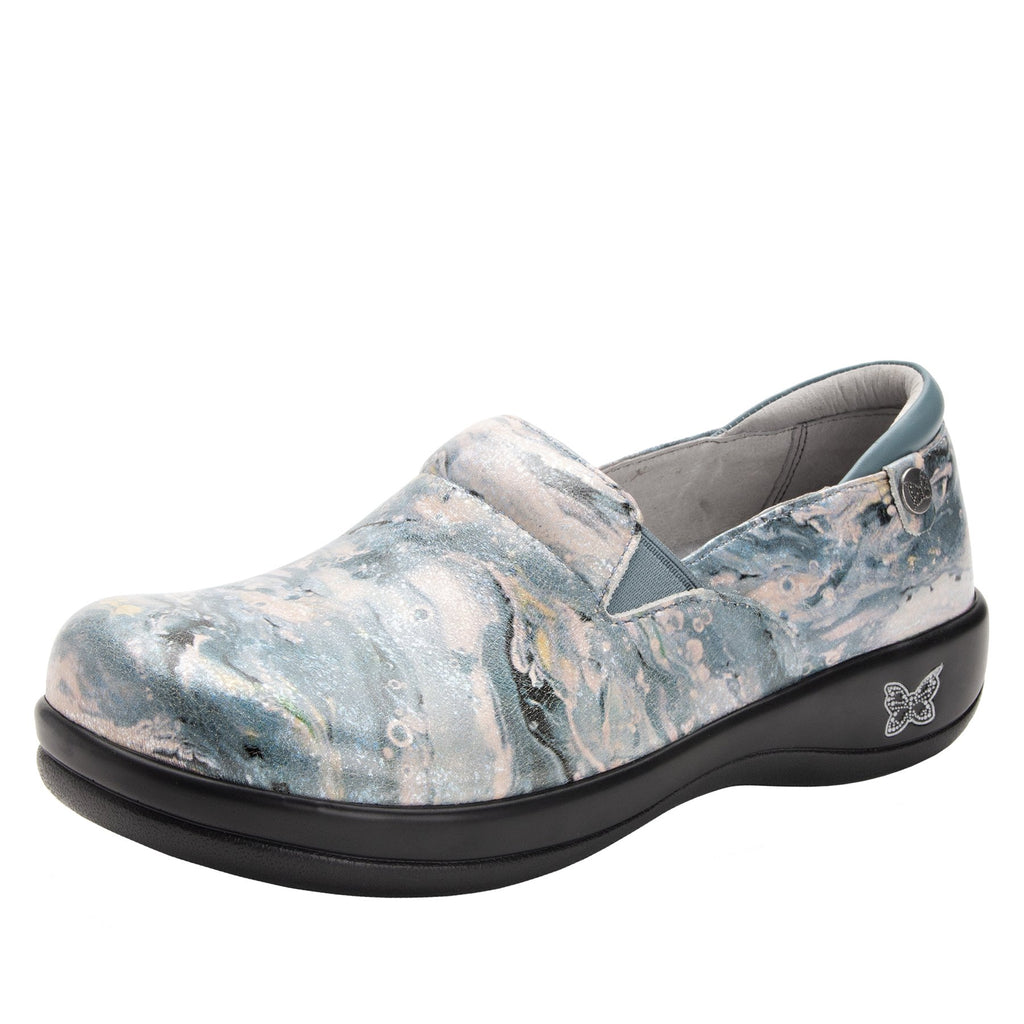 Keli Glacier slip on style shoe with career casual outsole - KEL-221_S1