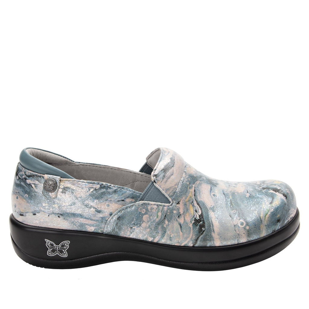 Keli Glacier slip on style shoe with career casual outsole - KEL-221_S2