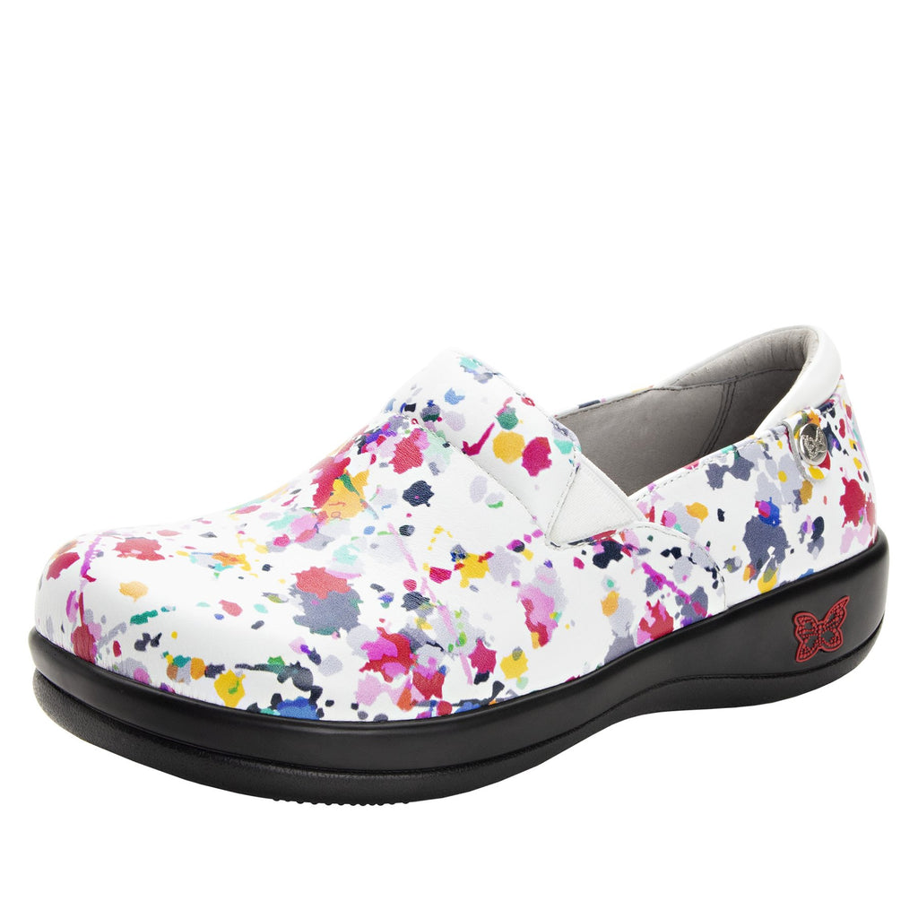 Keli Pollack slip on style shoe with career casual outsole - KEL-230_S1