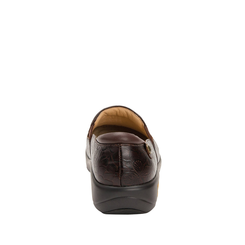 Keli Flutter Choco slip on style shoe with career casual outsole - KEL-275_S3 (2210593931318)