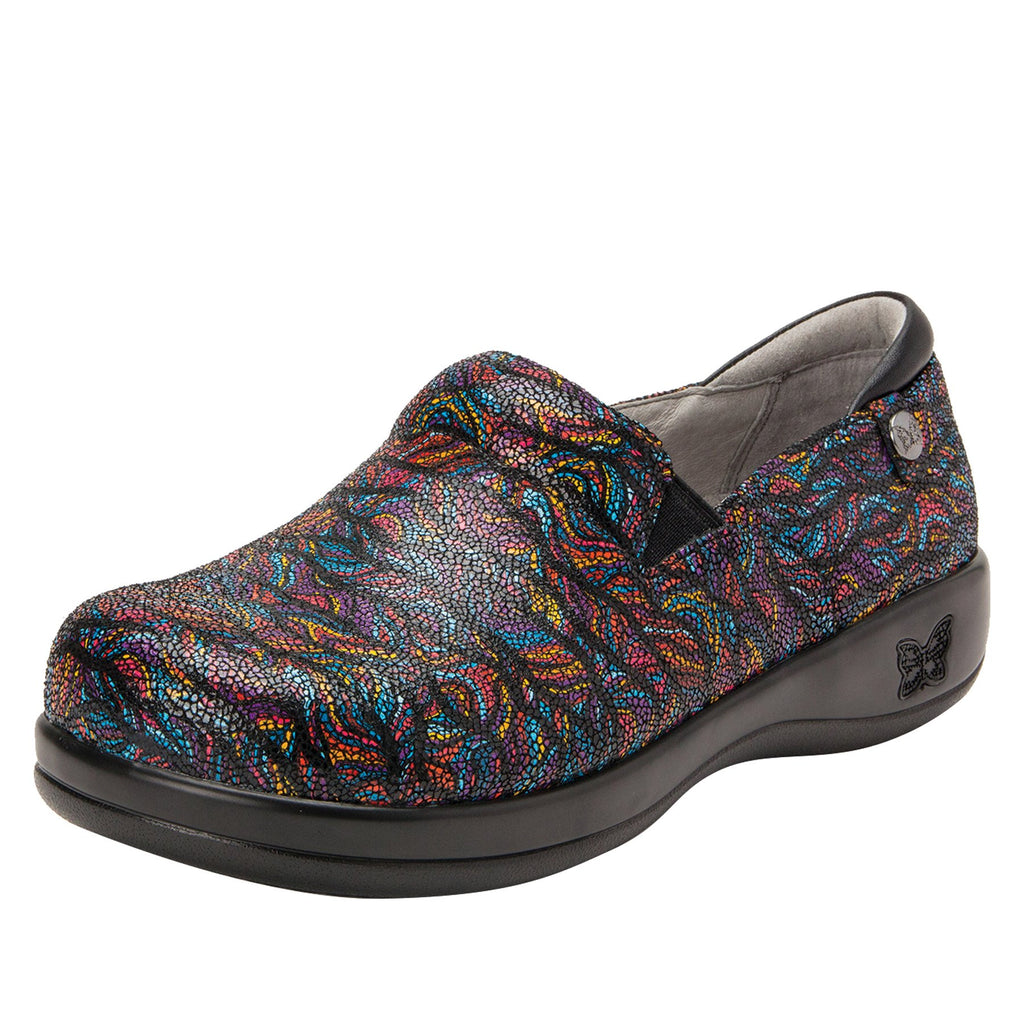 Keli Free Form slip on style shoe with career casual outsole - KEL-467_S1