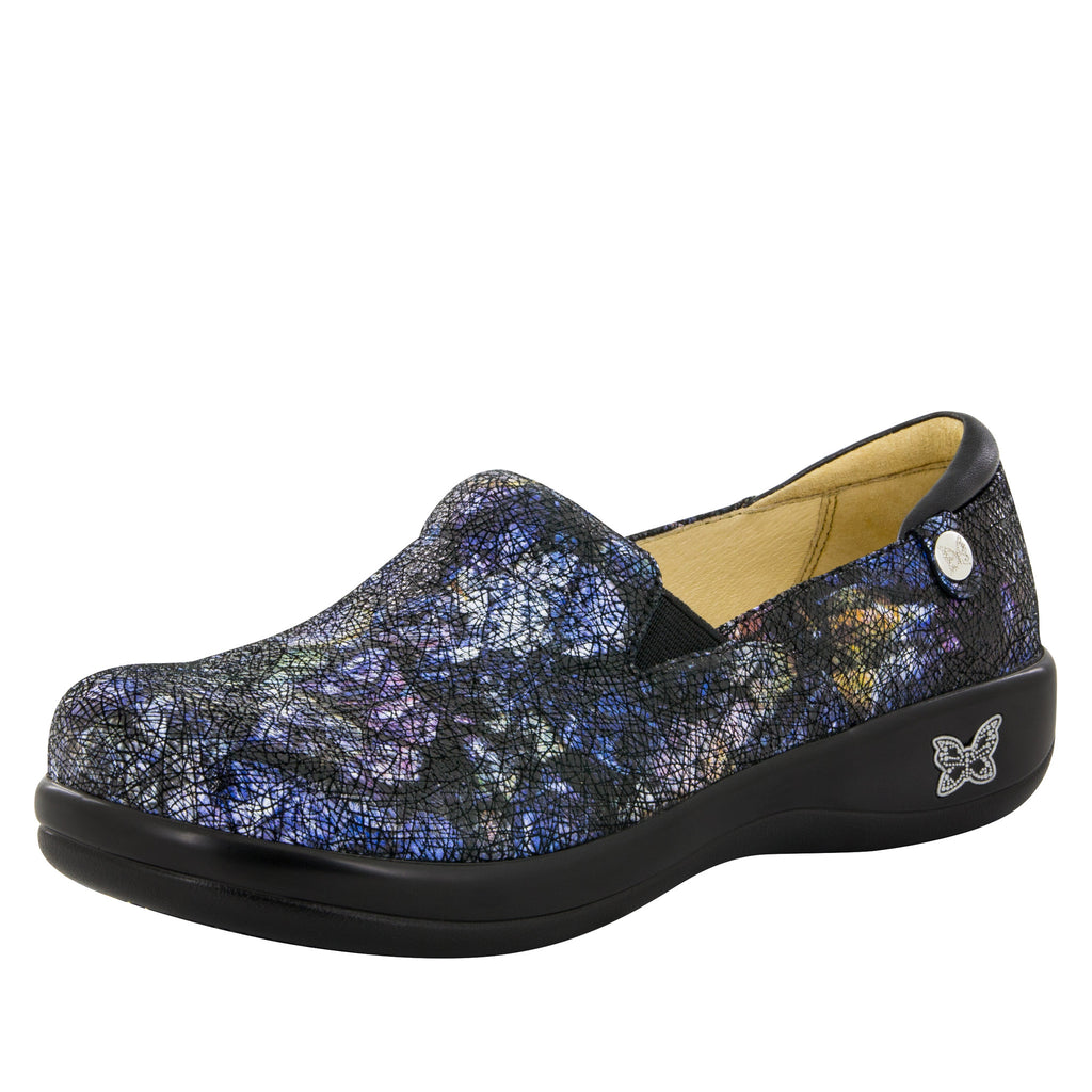 Keli Quarry Crackle Professional Shoe - Alegria Shoes - 1 (8689185869)