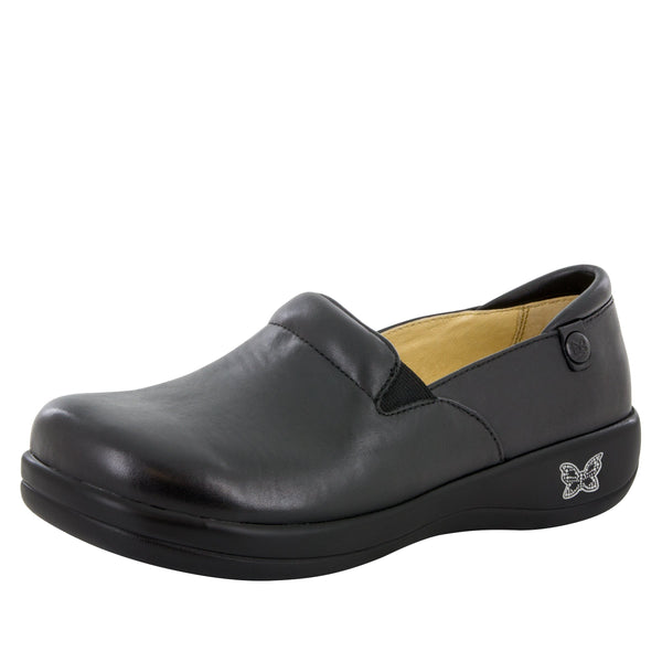 Keli Black Nappa Professional Shoe
