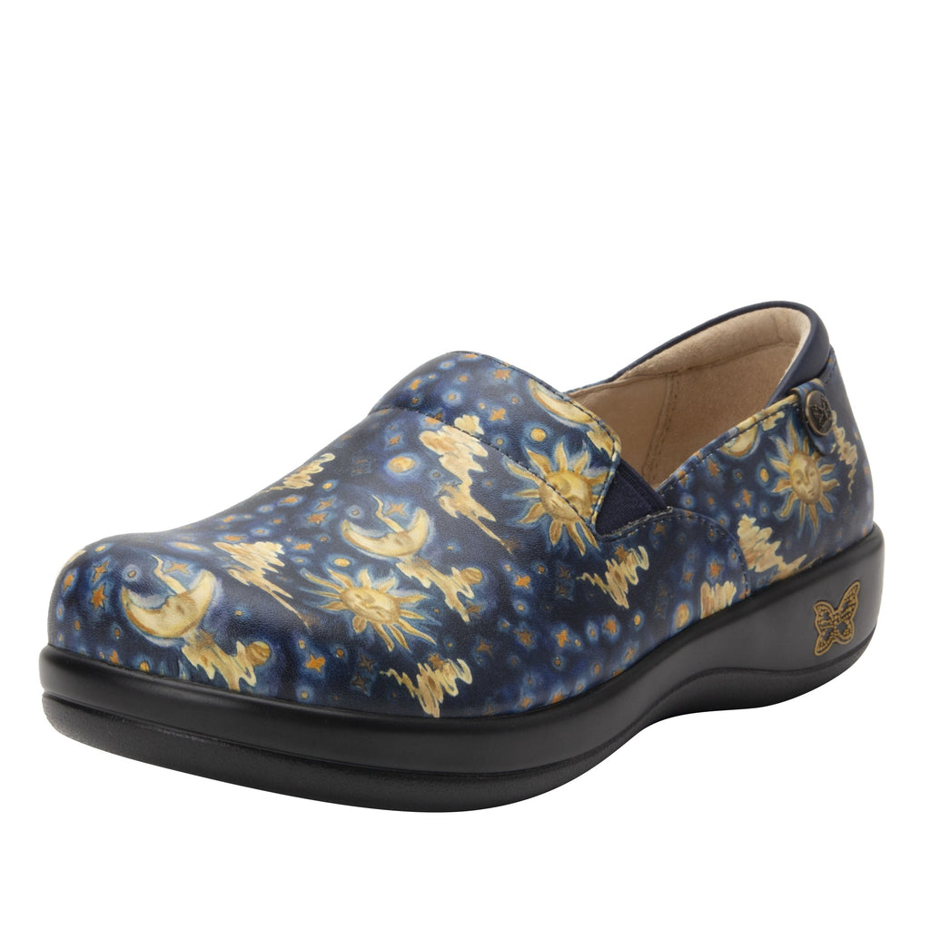 Keli Lullaby slip on style shoe with career casual outsole - KEL-7710_S1