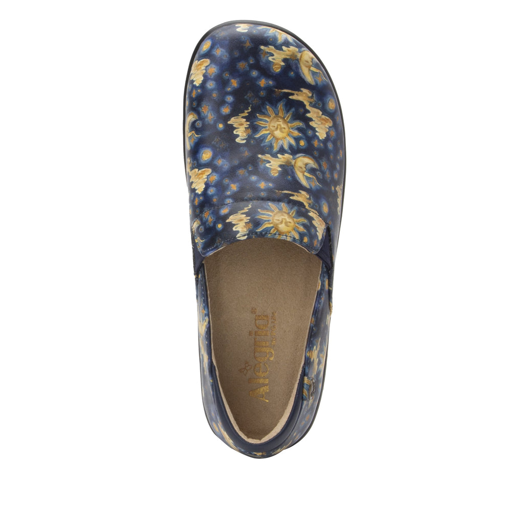 Keli Lullaby slip on style shoe with career casual outsole - KEL-7710_S4