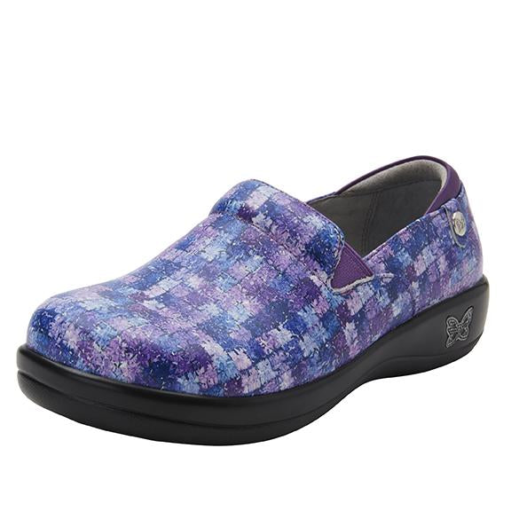 Keli Pretty Griddy slip on style shoe with career casual outsole - KEL-7839_S1