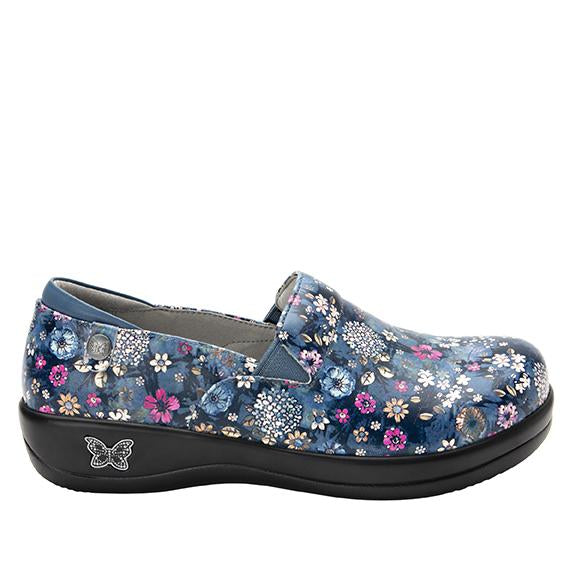 Keli Flora Fusion slip on style shoe with career casual outsole - KEL-7840_S2