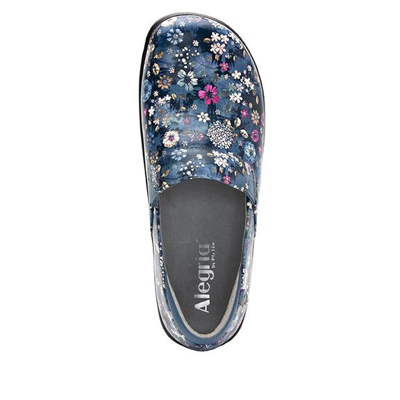 Keli Flora Fusion slip on style shoe with career casual outsole - KEL-7840_S4