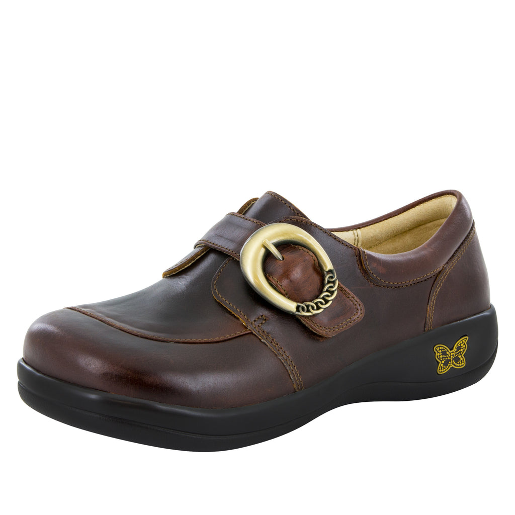 Khloe Hickory Professional Shoe - Alegria Shoes - 1