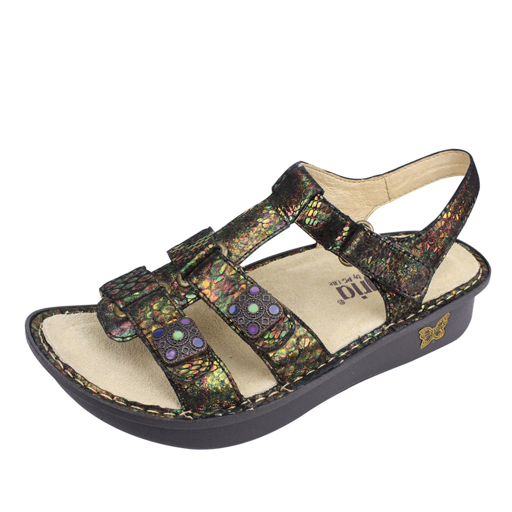 Kleo Thrones Sandal - Alegria Shoes