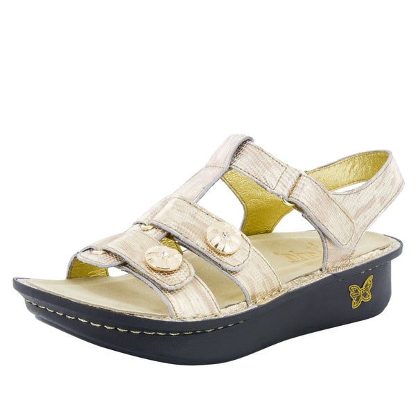 Kleo Gold Your Own Way Sandal