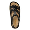 Kleo Finely Gladiator Sandal with three hook and loop closure on Classic rocker outsole - KLE-495_S4